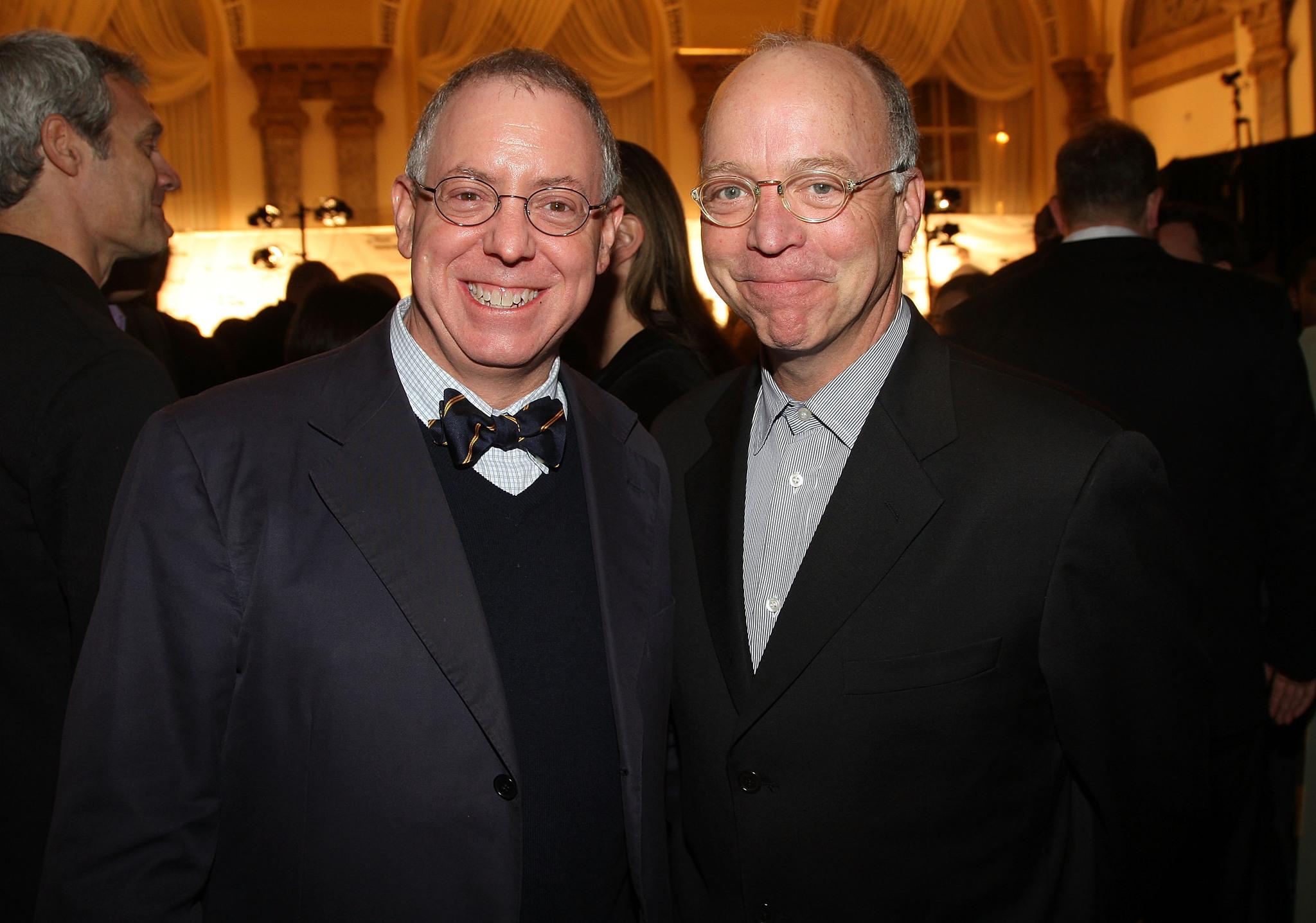 Bingham Ray and James Schamus