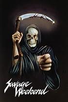 Savage Weekend (1979) Poster