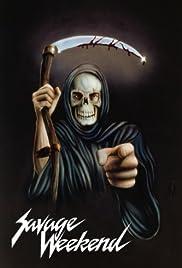 Savage Weekend Poster