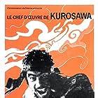 Toshirô Mifune in Shichinin no samurai (1954)