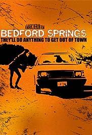 Bedford Springs Poster