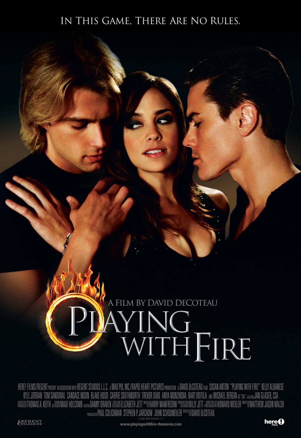 Playing With Fire 2008 Imdb