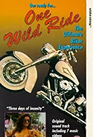 One Wild Ride Poster