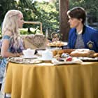 Dove Cameron and Mitchell Hope in Descendants 2 (2017)