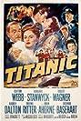 Titanic (1953) Poster