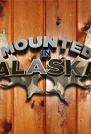 Mounted in Alaska Poster