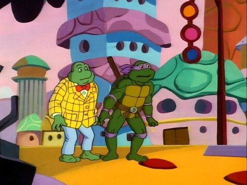 Planet of the Turtles