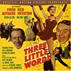 Fred Astaire, Red Skelton, and Vera-Ellen in Three Little Words (1950)