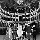 Glenn Close, Niels Arestrup, Maria de Medeiros, Marián Labuda, Dieter Laser, Maïté Nahyr, Victor Poletti, Jay O. Sanders, and Johanna ter Steege in Meeting Venus (1991)