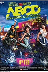 ABCD (Any Body Can Dance) (2013) Poster - Movie Forum, Cast, Reviews