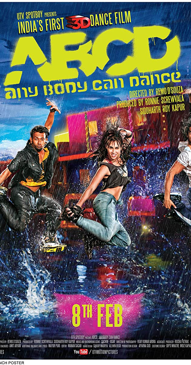 ABCD - Any Body Can Dance - 2 in hindi full movie free download