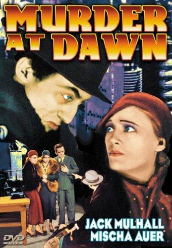 Mischa Auer and Josephine Dunn in Murder at Dawn (1932)