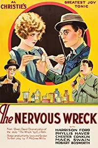 Watching you movie The Nervous Wreck by [mov]