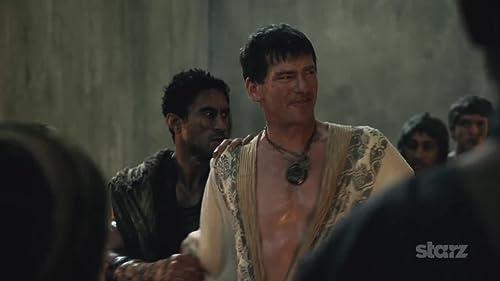 Spartacus: Season 2 Teaser