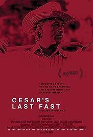 Cesar's Last Fast Poster