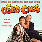 Kurt Russell and Deborah Harmon in Used Cars (1980)