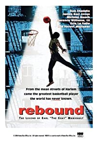 Primary photo for Rebound: The Legend of Earl 'The Goat' Manigault