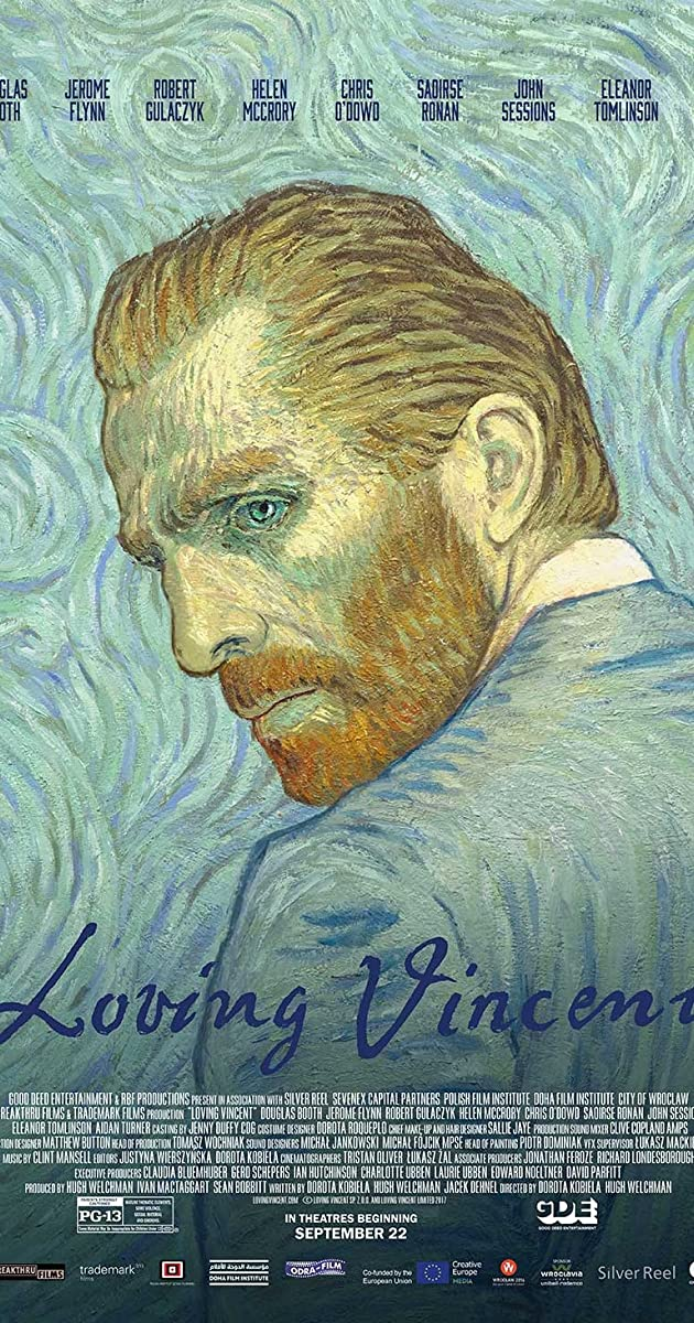 Subtitle of Loving Vincent