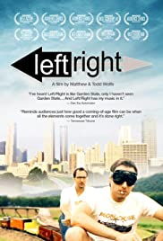 Left/Right Poster