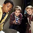 Reese Hartwig, Astro, Teo Halm, and Echo in Earth to Echo (2014)