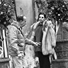 """""""Matter Of Time, A"""" Director Vincente Minnelli and Liza Minnelli on the set. 1976/AIP"""