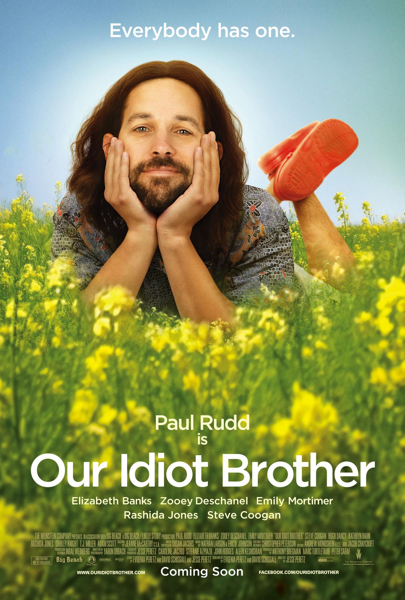 O Idiota do Meu Irmão [Dub] – IMDB 6.4