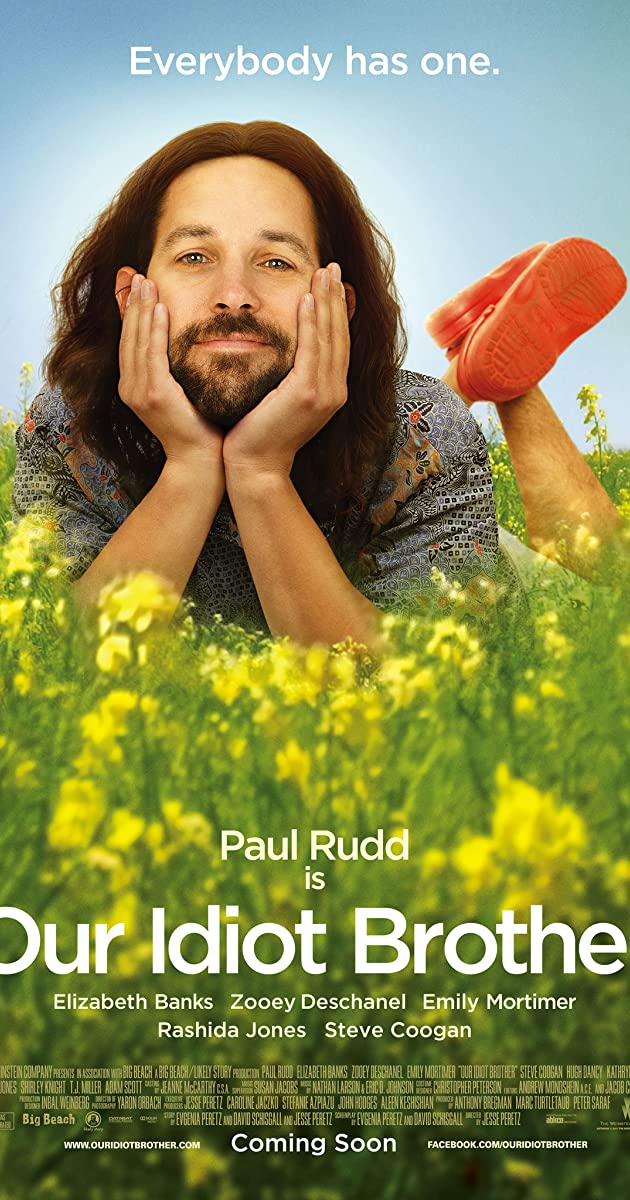 Subtitle of Our Idiot Brother