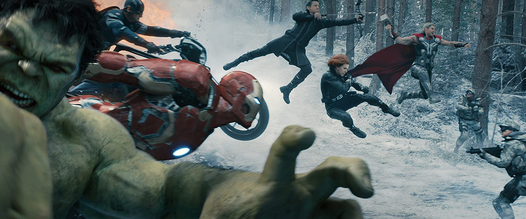 Avengers – Age of Ultron (2015) (In Hindi)