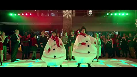 office christmas party poster trailer