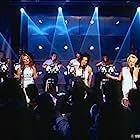 The girls sing