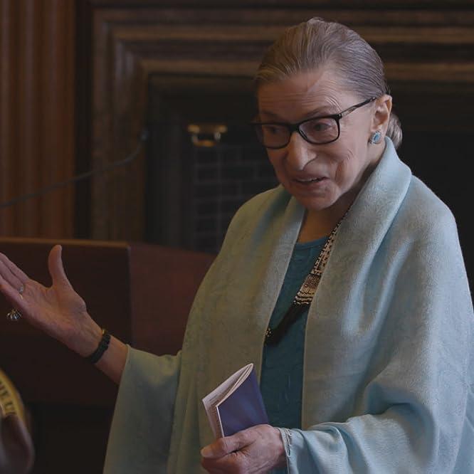 Ruth Bader Ginsburg in RBG (2018)