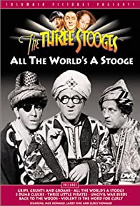 Primary photo for All the World's a Stooge