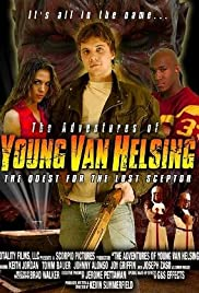 Adventures of Young Van Helsing: The Quest for the Lost Scepter Poster