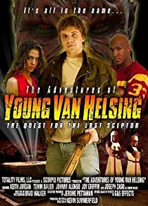 Top hollywood movies 2017 free download Adventures of Young Van Helsing: The Quest for the Lost Scepter [WEBRip]