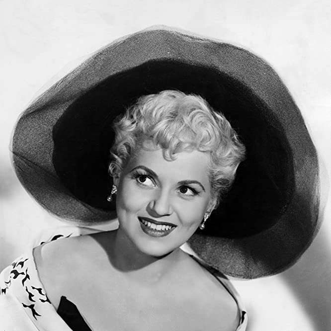 Judy Holliday in Born Yesterday (1950)