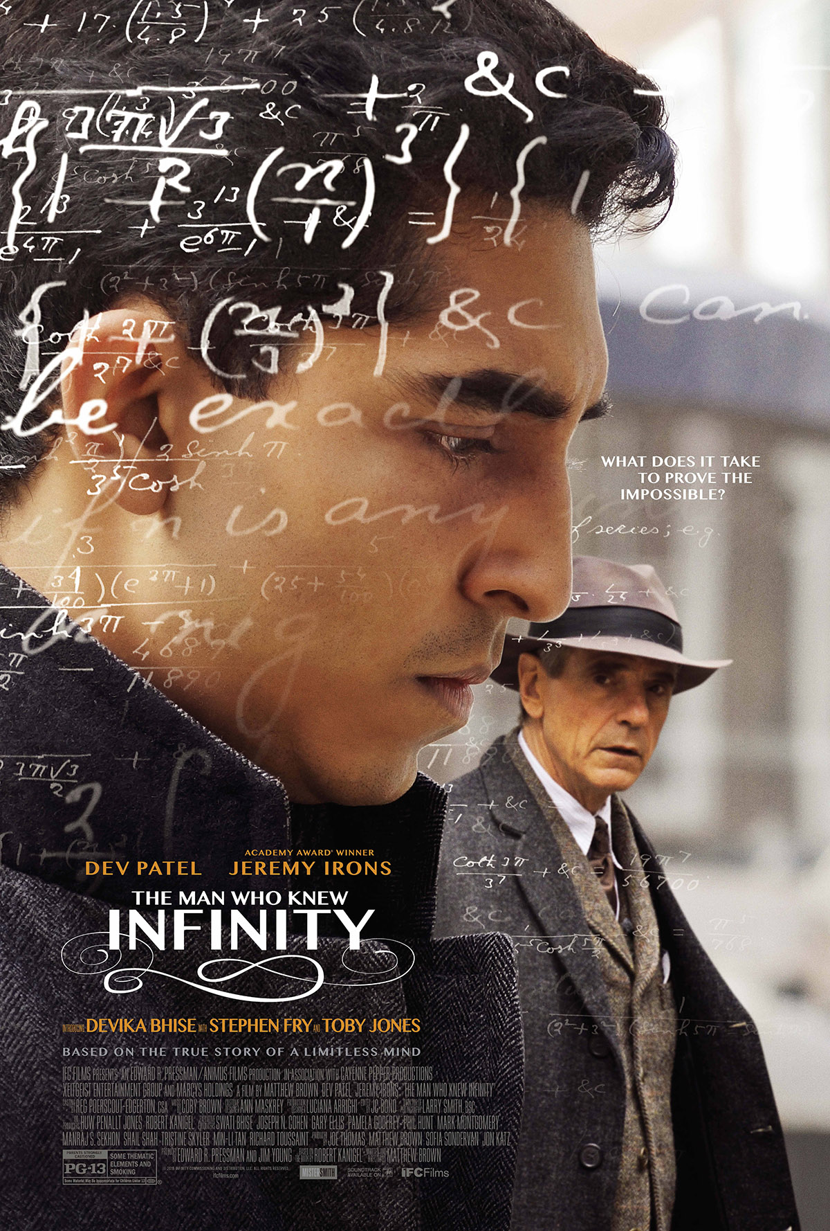 The Man Who Knew Infinity (2015) Hindi Dubbed 720p BluRay 1GB Download