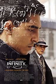 Jeremy Irons and Dev Patel in The Man Who Knew Infinity (2015)
