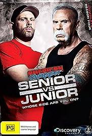 American Chopper: Senior vs. Junior Poster