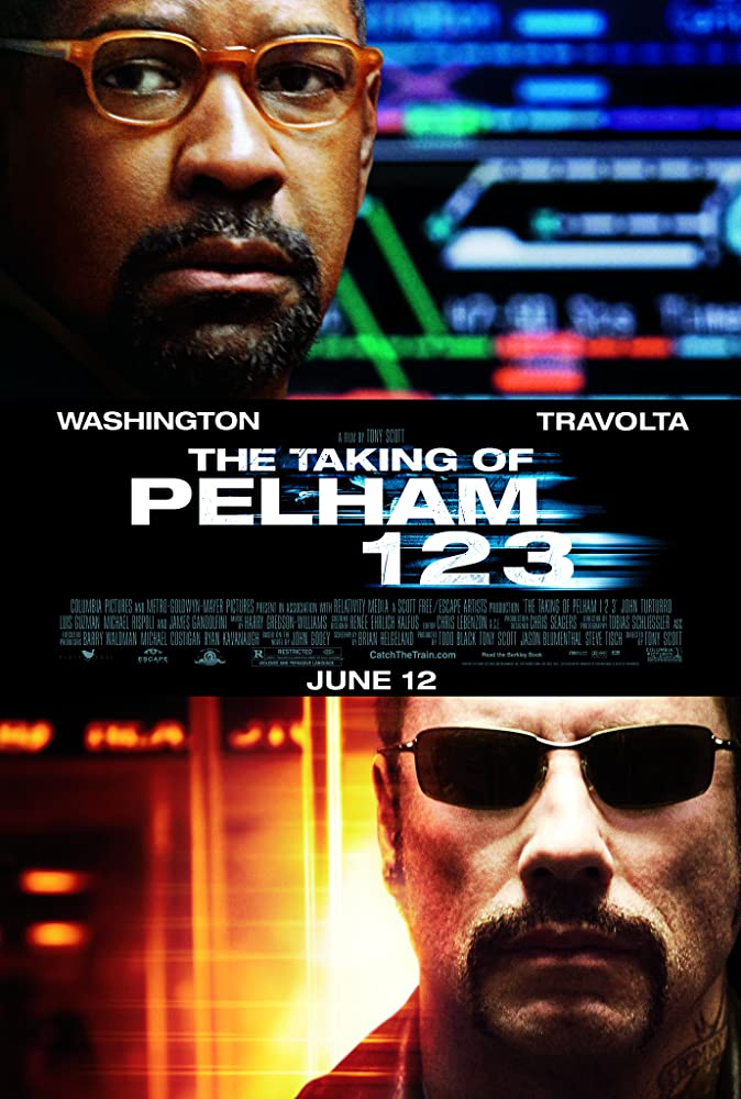 The Taking of Pelham 123 (2009) Dual Audio 350MB BluRay 480p ESubs