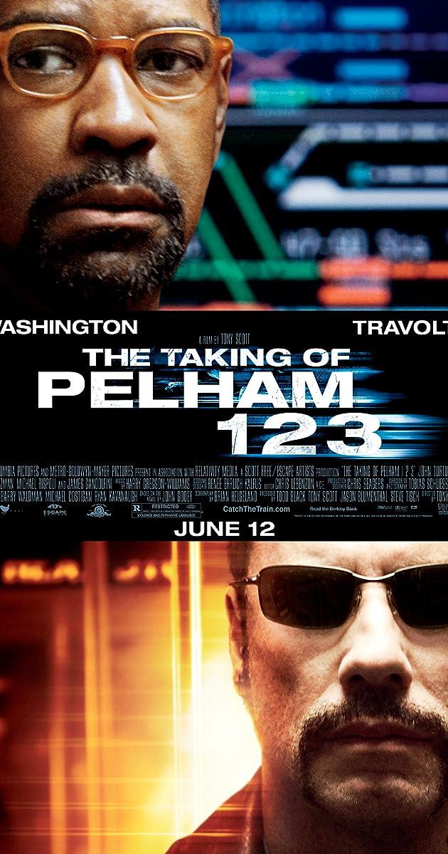 Watch Full HD Movie The Taking of Pelham 123 (2009)