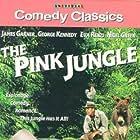 James Garner and Eva Renzi in The Pink Jungle (1968)