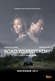 Road to Yesterday Poster