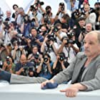 Denis Lavant at an event for Holy Motors (2012)