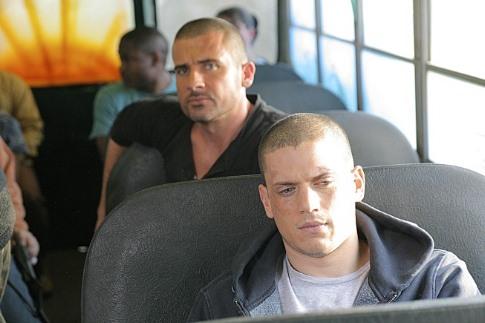 Prison Break Fin Del Camino Tv Episode 2007 Imdb