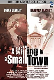 Brian Dennehy in A Killing in a Small Town (1990)
