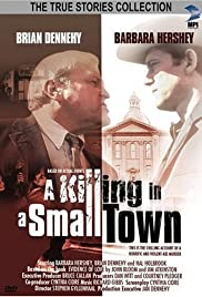 A Killing in a Small Town Poster