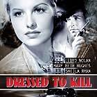 Lloyd Nolan and Sheila Ryan in Dressed to Kill (1941)