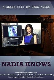Nadia Knows Poster