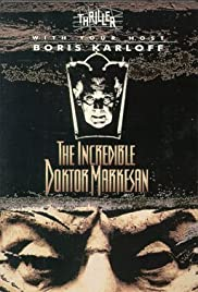 The Incredible Doktor Markesan Poster