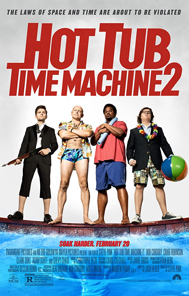 Hot Tub Time Machine 2 (2015) 720p & 1080p Bluray